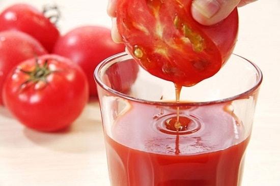 Cà chua giúp lợi sữa cho bà bầu