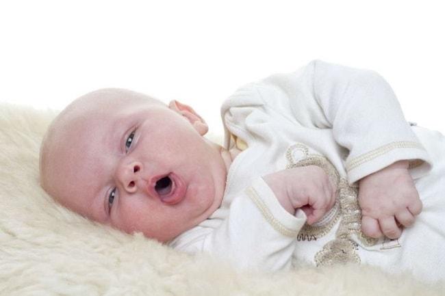 cách chữa ho cho trẻ sơ sinh