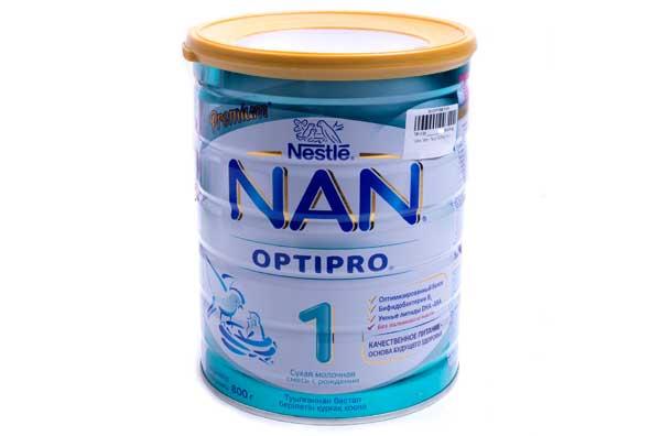 Sữa nan Nga số 1 dành cho bé dưới 6 tháng tuổi