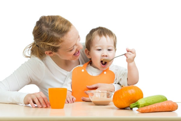 cách nấu cháo dinh dưỡng cho bé 8 tháng tuổi