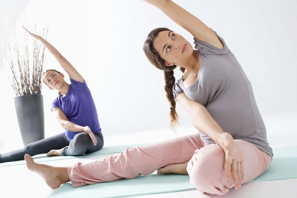 giảm mỡ bụng sau sinh bằng cách tập thể dục hằng ngày
