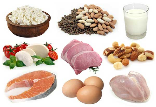 Bà bầu sinh mổ nên ăn gì - thực phẩm giàu protein