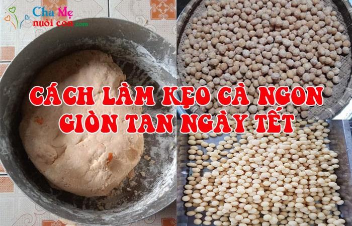 Cách làm bánh nhãn Nghệ An giòn tan